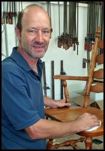 Richard Hosker, Owner - Whyte's Antiques